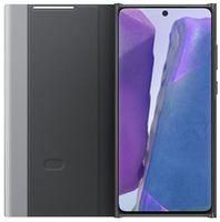 Чехол для моб.устройства Samsung Galaxy Note 20,EF-ZN980 Clear View Cover Black