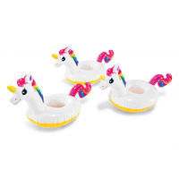 INTEX 57506 надувная игрушка  единорог