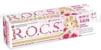 """R.O.C.S. Зубная паста для детей """"Sweet Princess"""" (3-7) 473037"""