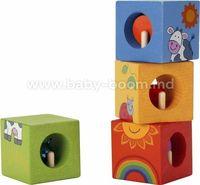 """Classic World 3522 Кубики-пазлы """"Волшебные кубики"""""""