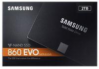 "cumpără 2.5"" SSD 2.0TB  Samsung SSD 860 EVO, SATAIII, Sequential Reads: 550 MB/s, Sequential Writes: 520 MB/s, Max Random 4k: Read: 98,000 IOPS / Write: 90,000 IOPS, 7mm, Samsung MJX Controller, 2 GB LPDDR4 SDRAM, V-NAND 3bit  MLC în Chișinău"