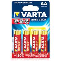 купить Батарейка Varta Max-Tech AA LR06 (2шт) в Кишинёве