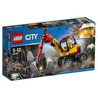 Lego City Трактор для горных работ