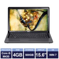 "Ноутбук Dell Inspiron 1764 Black (17.3"" | Intel Core i5 M430 | 4GB RAM | 500GB HDD | Windows 7)"