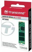 M.2 SATA SSD 128GB Transcend MTS800 TS128GMTS800S