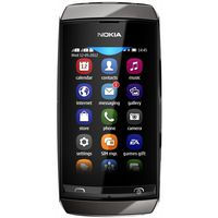 Мобильны телефон NOKIA Asha 306 Dark Grey