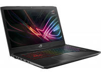 ASUS Rog Strix GL703VD(Core i7-7700HQ 8Gb 256Gb+1Tb Win 10), Black