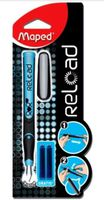 MAPED Ручка перьевая MAPED Reload Classic, блистер