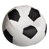 Relaxtime Football Big White&Black
