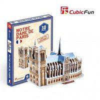 3D PUZZLE Notre Dame de Paris (France)