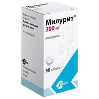 Milurit® comp. 300 mg N30