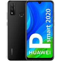 Huawei P Smart 2020 4/128Gb Duos, Black