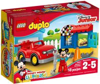 Lego Mickey's Workshop (10829)