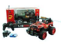 купить Машина Р/У 1:16 Jeep со светом, 4 функции, зарядка в Кишинёве