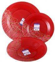 Luminarc Flowerfield Red (H2489)