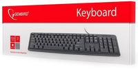 Клавиатура Gembird KB-U-103-RU