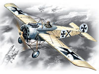 72111 Фоккер Е-IV, немецкий истребитель 1 СВ