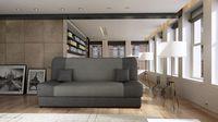 Мягкий диван JONAS