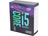 Процессор CPU Intel Core i5-8600K 3.6-4.3GHz