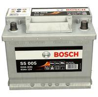 Аккумулятор Bosch Silver Plus S5 005 (0 092 S50 050)