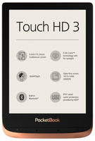 "Книга электронная 6"" POCKETBOOK Touch HD 3, 632 Spicy Copper"