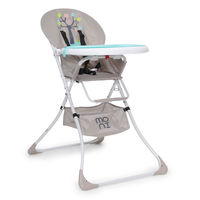 Moni стульчик для кормления Cherry Aquamarine