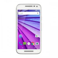 Motorola Moto G3 4G 8G (XT1541) without Charger, White