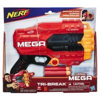Hasbro Nerf Mega Tri Break (E0103)