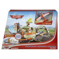 """Mattel Y0995  Игровой набор """"Аэродром"""" из мультфильма """"Самолеты"""""""
