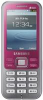 Samsung C3322 Pink 2 SIM (DUOS)