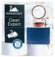 Prosoape hârtie Harmony Clean Expert XXL 2 str. 35m*2