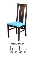 Деревянный стул A4