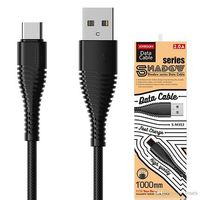Кабель USB -> micro-USB Joyroom S-M353 1м \ 2А, черный