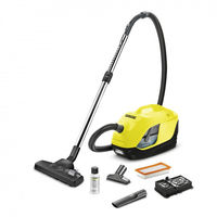 Пылесос Karcher DS 6 (1.195-220.0), Yellow/Black