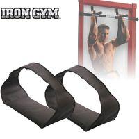 Лямки для пресса на турник Iron Gym RG003 арт.23812