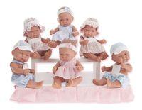 Doll Pitu baby, 26 cm Cod 4053