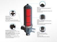 """купить Фильтр 3"""" с сеткой 130 микрон, 50m3/h, PN10 EN (тонкой очистки, +загл.3/4"""") Sutork в Кишинёве"""