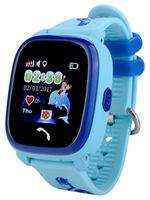 Детские умные часы  Wonlex GW400S Wifi Blue
