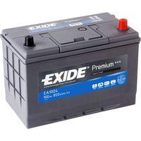 **АКБ Exide  PREMIUM 12V  100Ah  850EN  310x175x225  -/+ Japan, EA1004