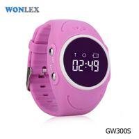 GPS-трекер Wonlex GW300S Pink