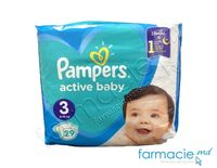 Scutece PAMPERS Active Baby 3 N29 ( 6-10 kg)