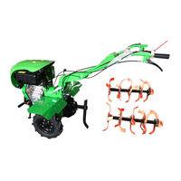 Motocultivator GL9D GreenLand