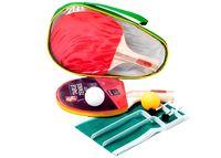 купить Набор для настольный тенниса (2 ракетки, сетка, 2 шарик в Кишинёве