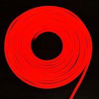 Гибкий неон светодиодный V-Tac красный 24В VT-2835