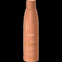 Balsam pentru păr cu nuante caдde de blond, ESTEL Curex Color Intense, 250 ml., Înnoirea culorii