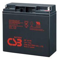 CSB Battery GP 12170, Battery 12V 17AH