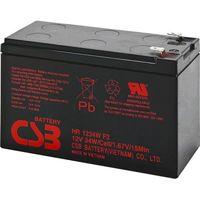 CSB Battery HR 1234W F2, Battery 12V 9AH
