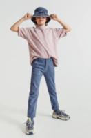 Pantaloni ZARA Albastru intens 9959/661/427