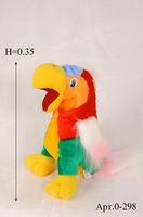 Попугай Кеша арт. 0-298