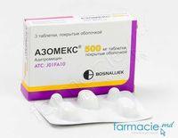 Azomex® comp. film. 500 mg N3